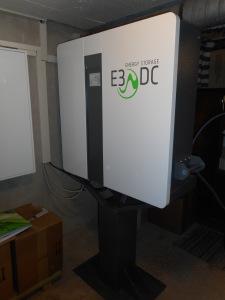 ein E3DC Standgerät