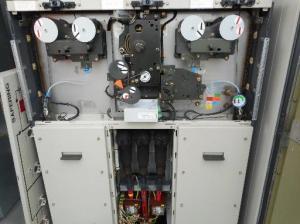 Trafostation WP Sustrum-MS-Schaltanlage