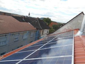 Ebensfeld 19,75 kWp mit 9 kWh Speicher