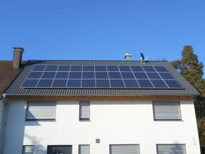 Nürnberg 8,25 kWP mit 9 kWh Speicher